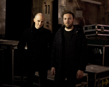 SUMS (Kangding Ray & Barry Burns) readies EP for Berlin Atonal