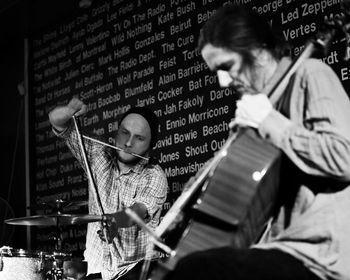 Fred Lonberg-Holm and Adam Golebiewski release Relephant