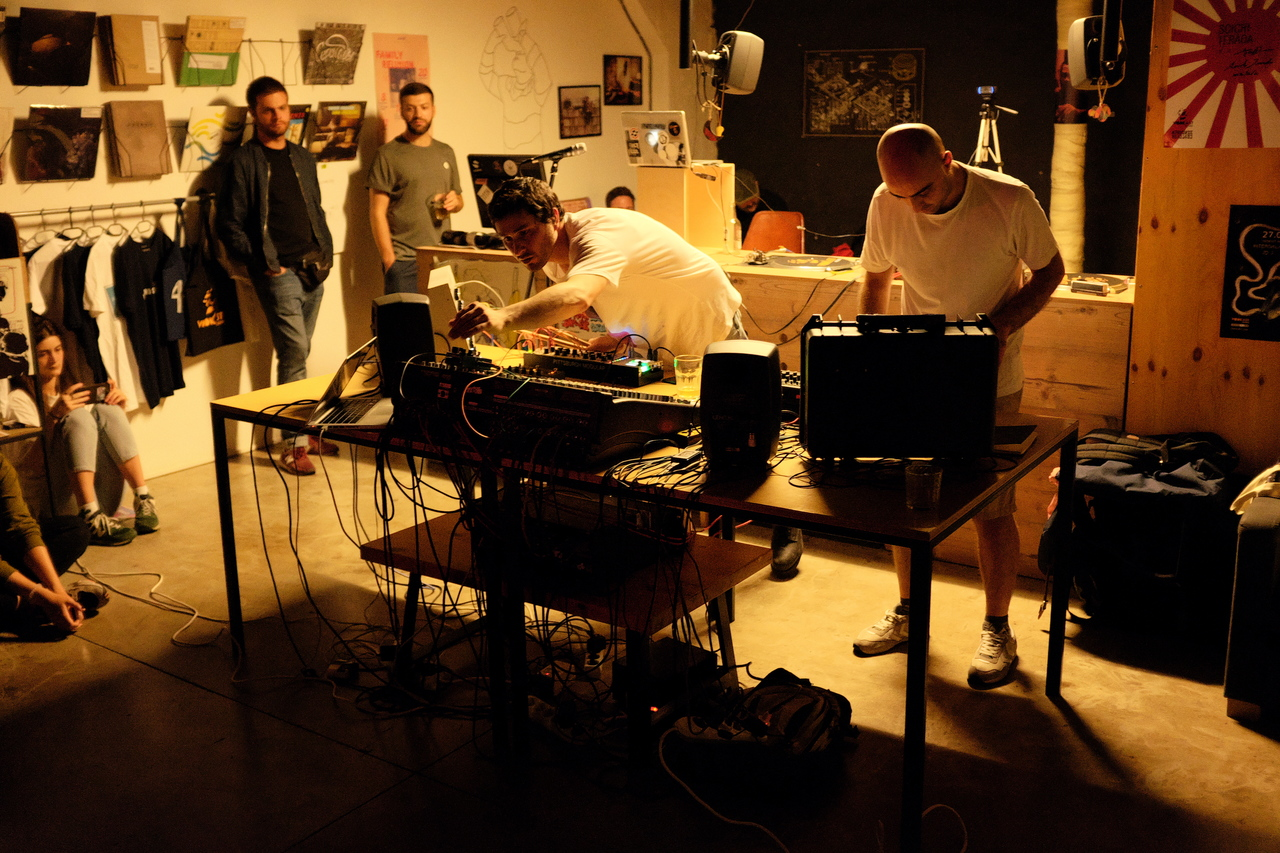 Beyond The Dancefloor: A Brief History of Electronic Music in Tbilisi