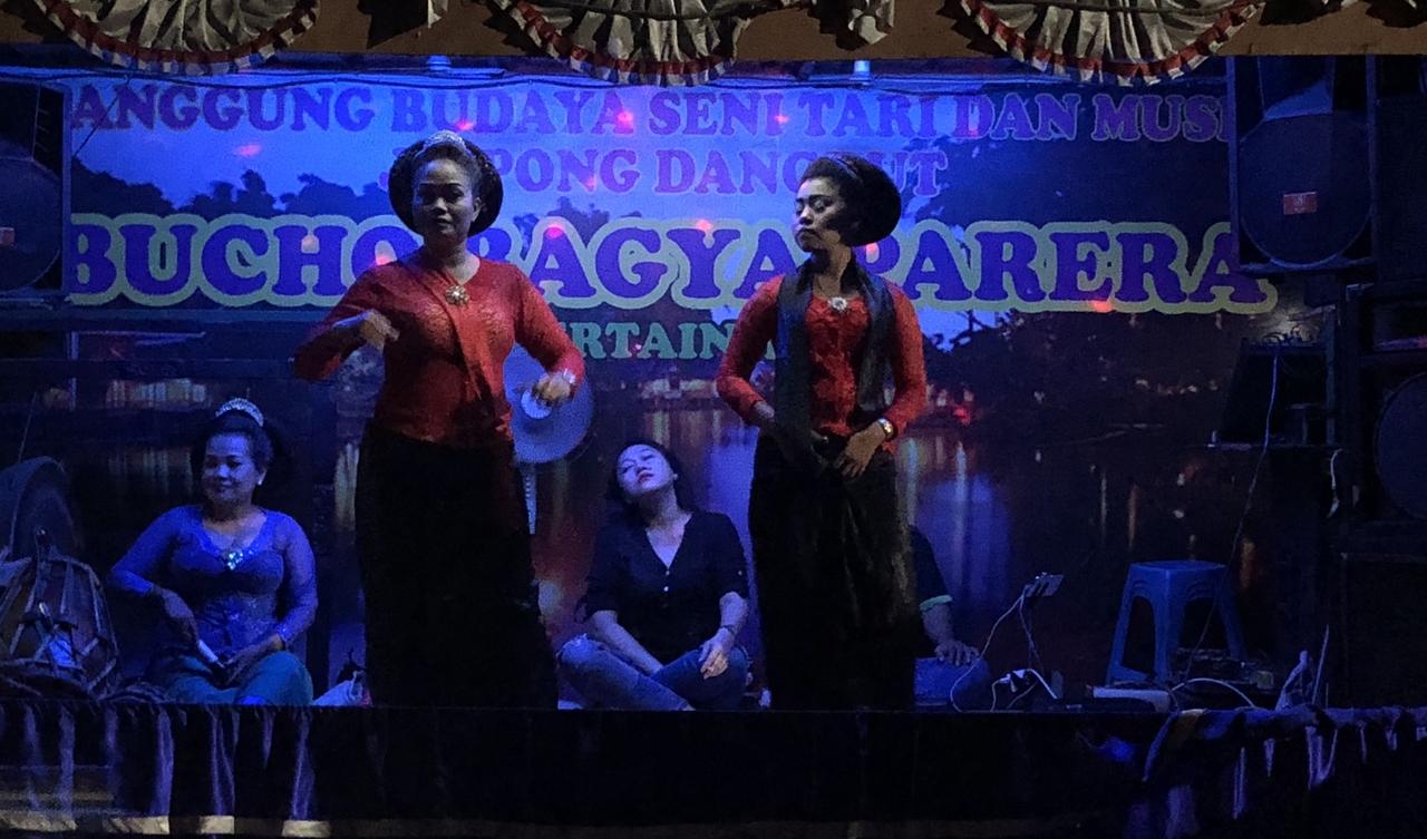 Jaipongan - a Sundanese Tale of Dance and Power Plays