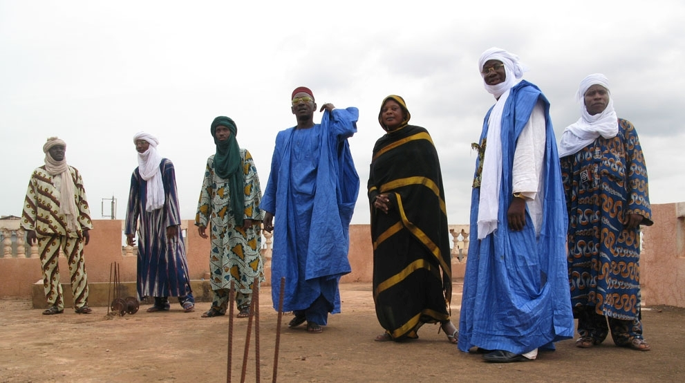 Super Onze - The Real Roots of Desert Blues