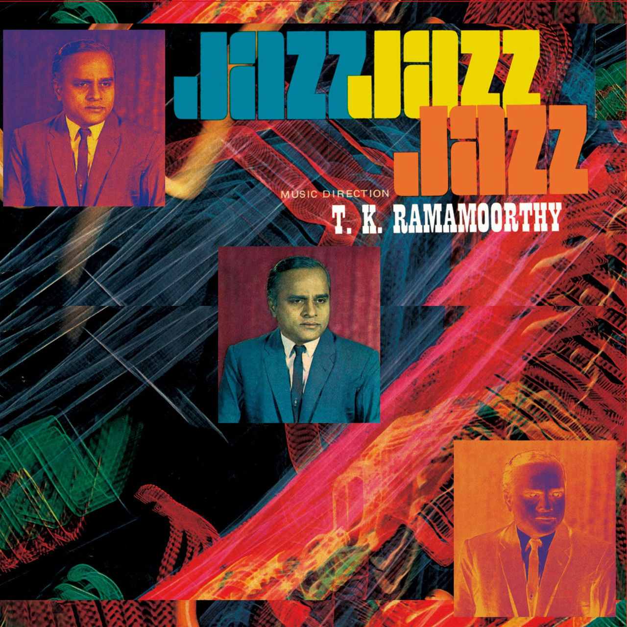 T.K. Ramamoorthy - Fabulous Notes and Beats of the Indian Carnatic-Jazz