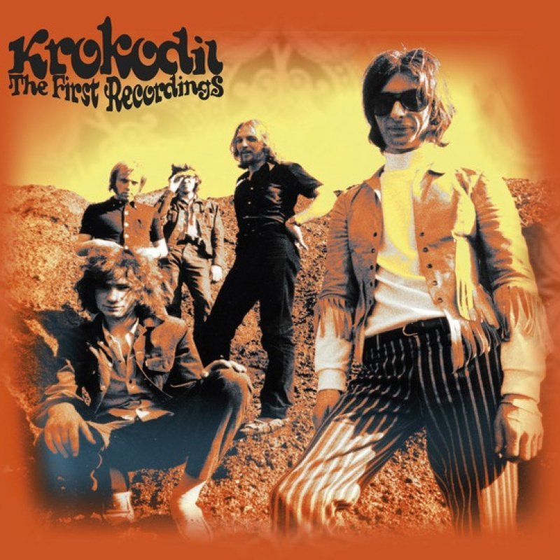 Krokodil - The First Recordings LP/Still a Part of Me DVD