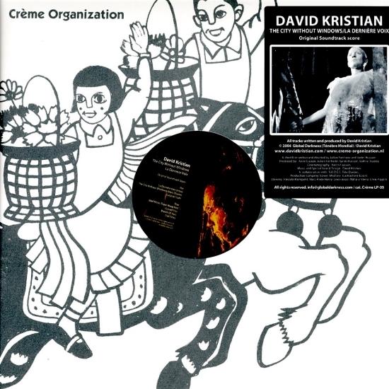 David Kristian - The City Without Windows / La Dernière Voix / Original Soundtrack Score