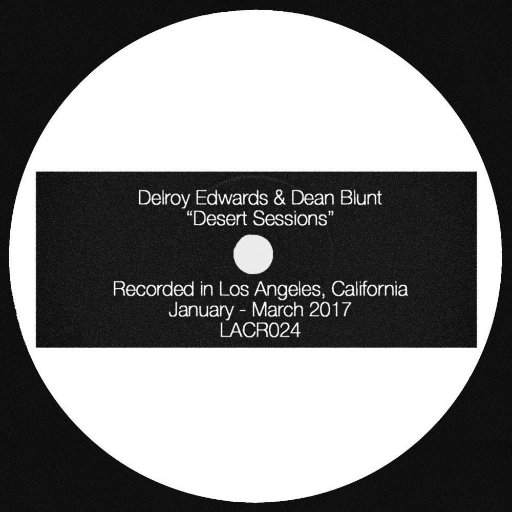 Delroy Edwards & Dean Blunt - Desert Sessions