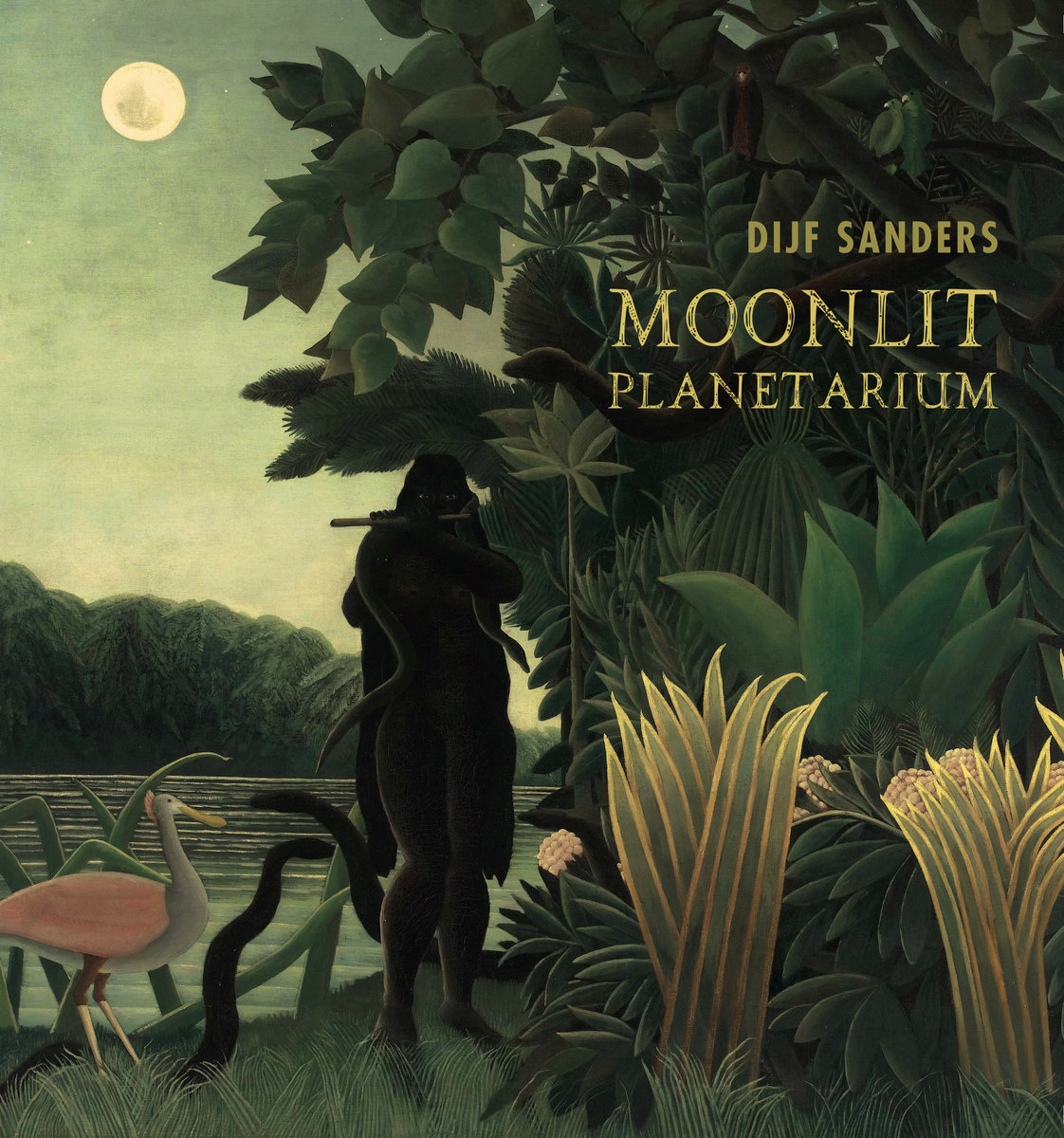 Dijf Sanders - Moonlit Planetarium
