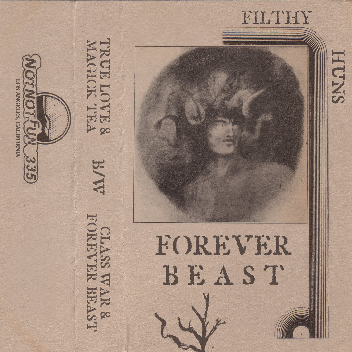 Filthy Huns - Forever Beast