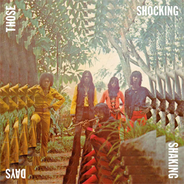 VA - Those Shocking Shaking Days