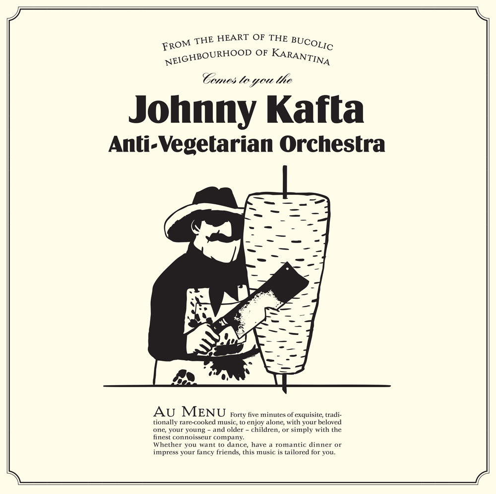 Johnny Kafta Anti-Vegetarian Orchestra - S/T