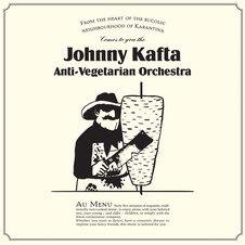 Johnny Kafta Anti-Vegetarian Orchestra - S/T
